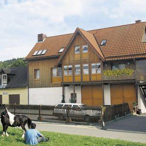 Ponyhof und Pferdetourismus Weidner in Steinbach im Frankenwald in Oberfranken